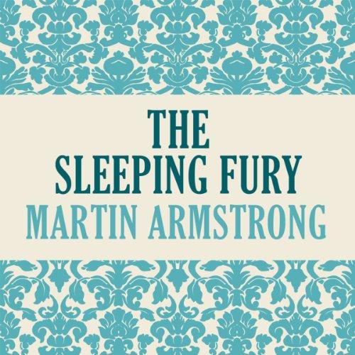 The Sleeping Fury audiobook cover art