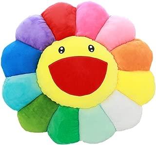 Best rainbow flower cushion Reviews