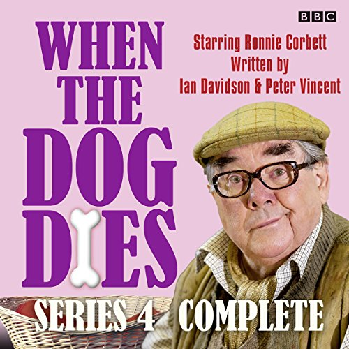 When the Dog Dies: Series 4 audiobook cover art
