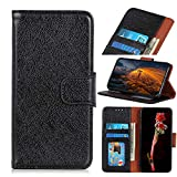 ORIbox Wallet Case Compatible with iPhone XR Case, Premium PU Leather Cover TPU Bumper with Card Holder Kickstand Shockproof