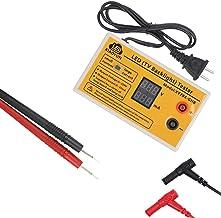 Andoer 0-320V de saída gradualmente brilhante Ferramenta de teste de tira de LED Detector de manutenção de lâmpada LED Tes...