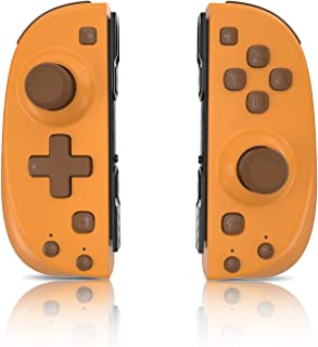 PowerLead Wireless Controller for Nintendo Switch, Controller Joystick for Switch/Switch Lite, 2 Pack Replacement for Swit...