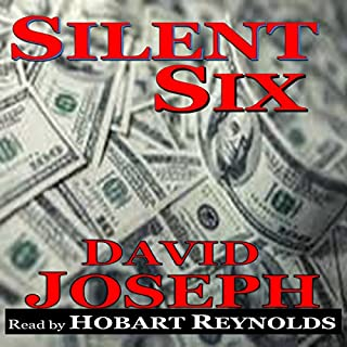 Silent Six audiobook cover art