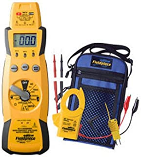 Fieldpiece HS33 Expandable Manual Rنج Stick Multimeter برای HVAC / R