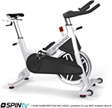 Spinning A1 Spin Bike Active Series – Silver