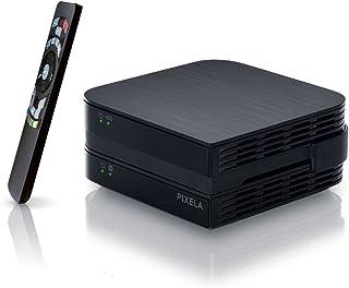 ピクセラ スマートレコーダー Smart Box HDD内臓レコーダー 1TB ダブル録画可能 You Tube ネット動画視聴可能 【正規代理店品】