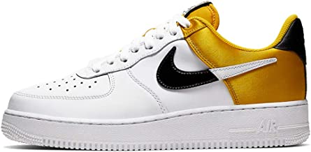 Nike Air Force 1 07 LV8 1 [BQ4420-700] Men Casual Shoes NBA Amarillo/White/US 9.5