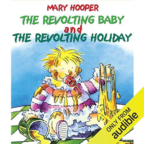 The Revolting Baby & The Revolting Holiday cover art