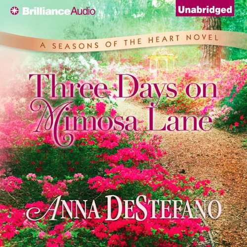 Three Days on Mimosa Lane audiobook cover art