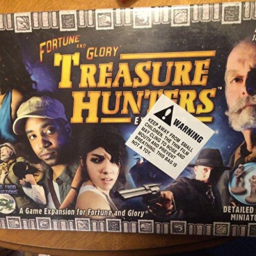 Fortune and Glory: Treasure Hunters