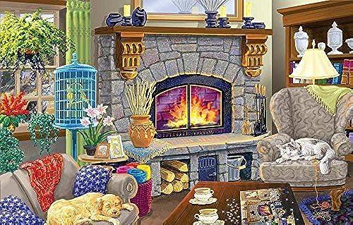 descuento de bajo precio Puzzle-ing a 1000-Piece Jigsaw Puzzle by Sunsout Inc. Inc. Inc. by SunsOut  Todos los productos obtienen hasta un 34% de descuento.