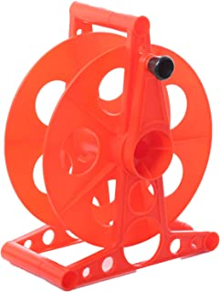 Homeon Wheels Cord Storage Reel with Handle Driven Easy to Use ...