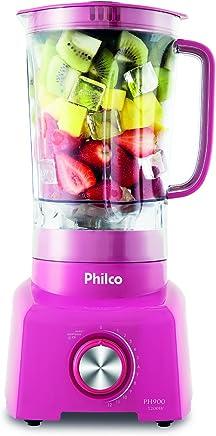 Liquidificador, Philco 103101032, Rosa