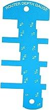 Medidores de medidas dimensionales Sierra de mesa Medidor de profundidad-altura Artilugio de carpintería pequeño Medición de límite de altura Herramientas para carpintería