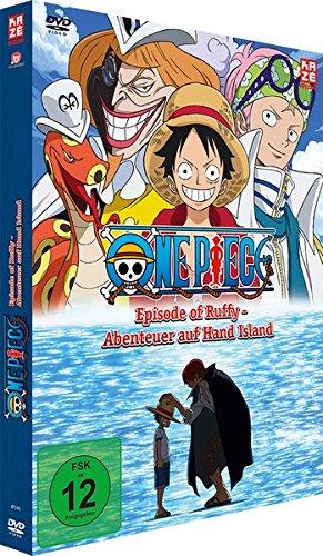 One Piece - TV Special: Episode of Ruffy - Abenteuer auf Hand Island - Vol. 1 - [DVD