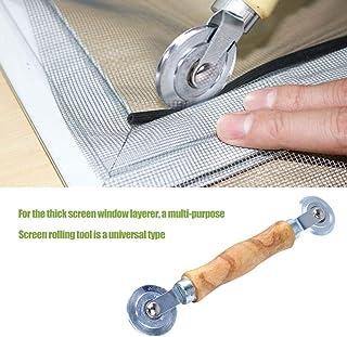 アルミ網戸 張り替え用 ワンタッチローラー 網戸張り替え用網押さえローラー