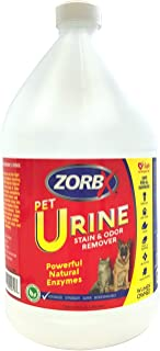 ZORBX Advanced Pet Urine Stain & Odor Remover-Safe for All, Even Children, No Harsh Chemicals, Perfumes or Fragrances, Stronger and Safer Stain & Odor Remover Works Instantly on Urine Stai