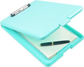 Storage Plastic Clipboard can be Opened Foldable for Nurse Students, Teachers, Sales, Utility, Jobsite,Industrial, Office Professional Size (9.5
