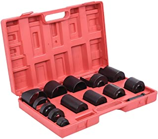 MILLION PARTS 14Pcs Master Ball Joint Remover Installer Adaptors Repair Tool Kit Receiving Tube