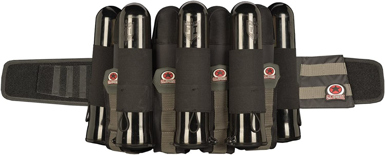 G I  Sportz Paintball 4+5 Glide Pack Harness - - - schwarz e16c88