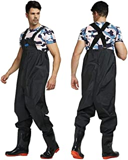Ultra Light Rubber Fishing Wader Breathable Chest Waders Outdoor Fishing Boots Respirant Fish Overalls Fly Fishing