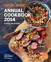 Food & Wine: Annual Cookbook 2014 (Food and Wine Annual Cookbook)