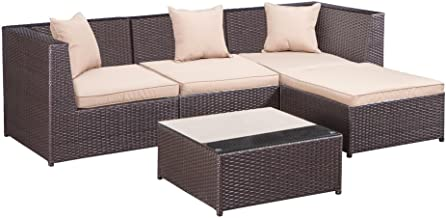 palm springs rattan outdoor furniture
