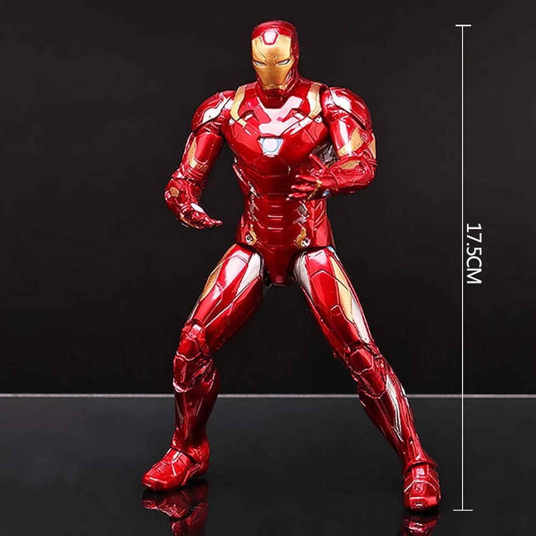 comprar mejor Marvel Avengers Avengers Avengers  Iron Man 17.5CM Kids 'Jugar Figuras De Acción  marcas en línea venta barata