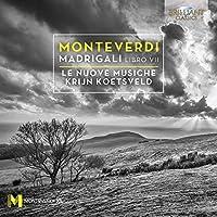 Monteverdi: Madrigali, Libro Vii by Le Nuove Musiche