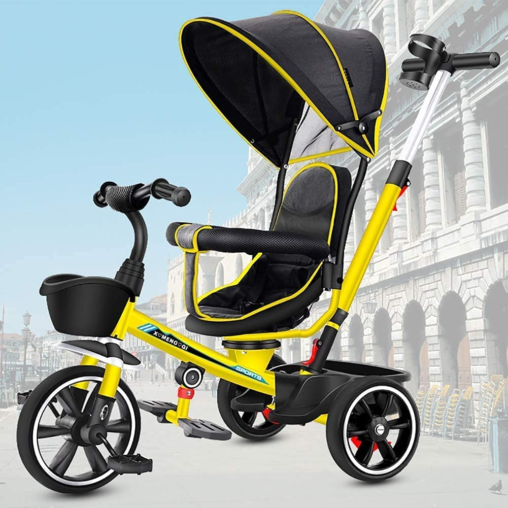 NUBAO Stroller Wagon Trike Free shipping Tricycle Kids with Peda It is very popular 7 1 in