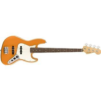 Fender Player Jazz Bass - Pau Ferro - Capri