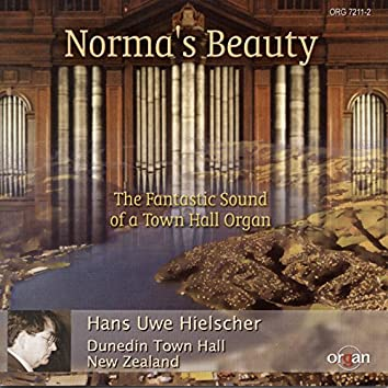 Norma's Beauty - The Fantastic Sound of a Town Hall Organ (Town Hall Organ, Dunedin, New Zealand)