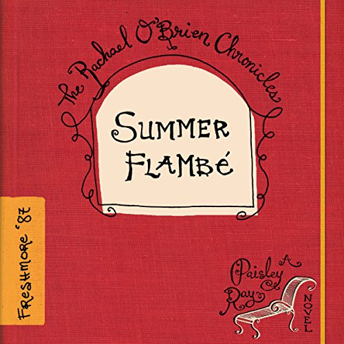 Summer Flambè audiobook cover art