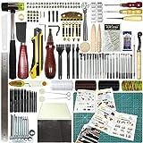 レザークラフト工具 セット 32種類 �