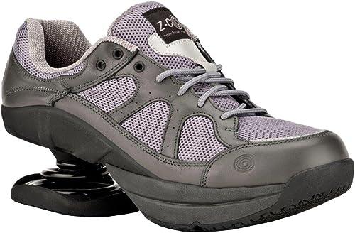 Z-CoiL El Alivio del Dolor Calzado Libertad de Deslizamiento de Cuero Resistentes Zapato Tenis