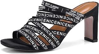 BalaMasa Womens AFL00435 Pu Slippers