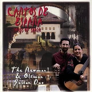 Cantos De Espana: Songs of Spain