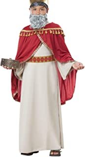 Melchior Wise Man (Three Kings) Child Costume