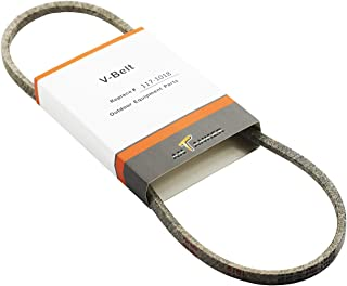 Antanker Drive Belt Replacement Toro 117-1018 V-Belt 20330 20331 20350 20351