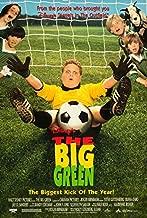 BIG GREEN (1995) Original Authentic Movie Poster - 27x41 One Sheet - Double-Sided - FOLDED - Steve Guttenberg - Olivia d'abo - Jay O. Sanders - John Terry