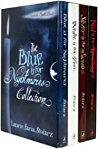 4 Books: Blue is For Nightmares Series Set - Blue is For Nightmares, White is for Magic, Red is For Rememberance, Silver i...