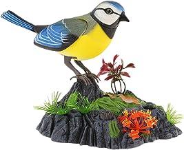 FLAMEER Kunstmatige Vogels Schuim Vogel Tuin Vogels Figuur Simulatie Ornamenten Decoratie Tuindecoratie Figuur Vijver Figu...