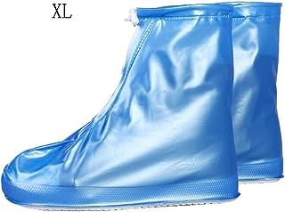 4Fires シューズカバー 防水防雨 雨具 持ち便利 雪 梅雨対策 ブーツ レインブーツ レインカバー 靴カ