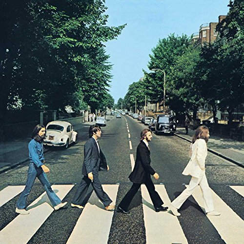 Vinyle - The Beatles - Abbey Road