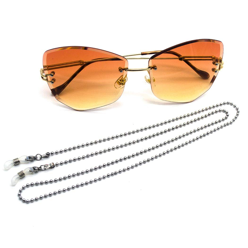 Ursumy Beaded Eyeglasses Necklace Readin Strap Sunglasses Free shipping on posting reviews Ultra-Cheap Deals Holder