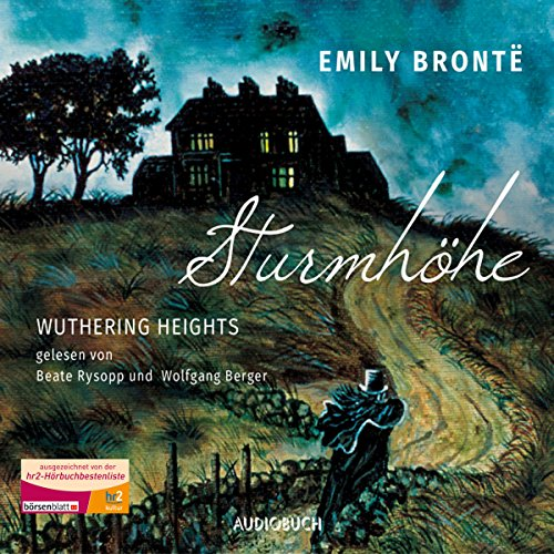 Sturmhöhe: Wuthering Heights audiobook cover art