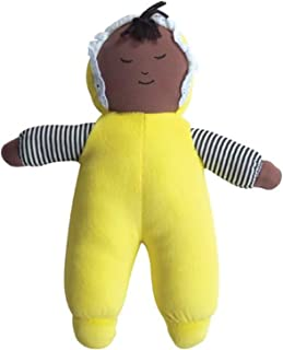 Children's Factory-CF100-763G Baby's First Doll - African American Girl - Multicolor
