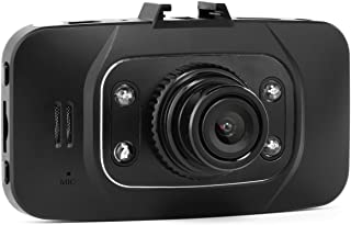 Noor Car DVR On Dash Video Camera 2.7 inch Full 1080P HD with 4 LED lights Portable Compact Dani