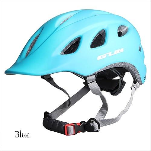 las mejores marcas venden barato Hflsmm ess-Los hombres y las mujeres de de de montar la tapa de seguridad del casco de ciclista moldeados integralmente MTB sombrero de bicicleta de carretera  directo de fábrica