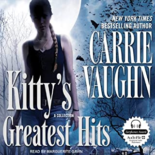 Kitty's Greatest Hits audiobook cover art